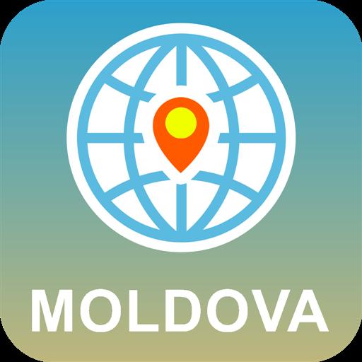 モルドバ 地図オフライン 旅遊 App LOGO-APP開箱王