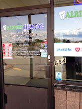Photo: Alright Dental in Stoughton, MA proudly displaying their BBB Accreditation