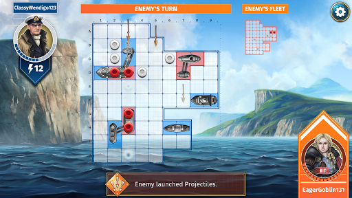 Screenshot for Hasbro's BATTLESHIP in United States Play Store