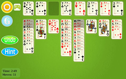 FreeCell Solitaire Mobile android2mod screenshots 14