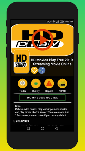 HD Movies Play Free 2019 - Streaming Movie Online hack tool
