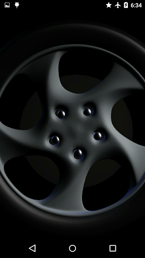 Wheel Video Wallpaper
