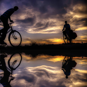 by Subir Majumdar - Transportation Bicycles