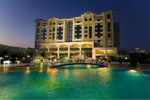 Gungor Ottoman Palace Thermal Resort & Spa