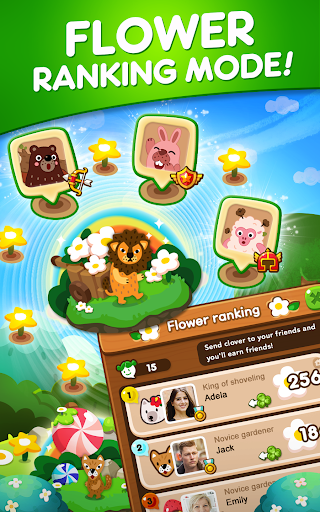 POKOPOKO The Match 3 Puzzle apkpoly screenshots 2
