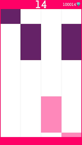 KPOP Piano Game screenshot