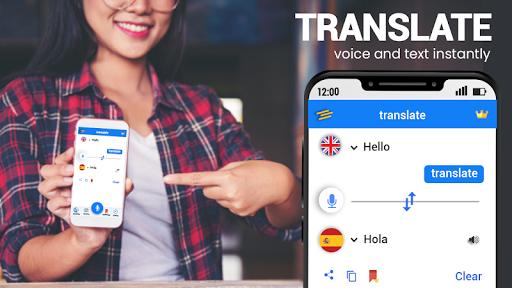Translator App Free screenshot 1