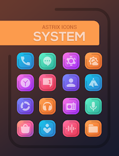 Astrix – Icon Pack v1.0.7 Patched Latest APK Free Download 3