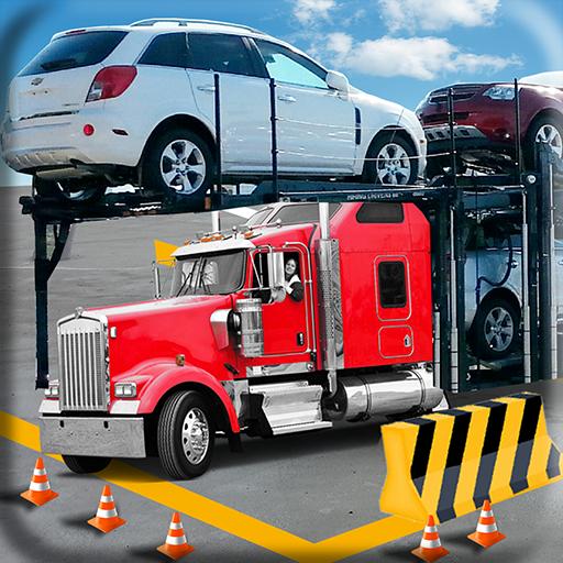 Heavy Truck Car Cargo Transporter