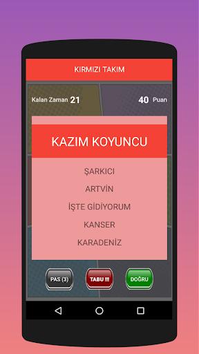 Tabuu - 10.000 u00dccretsiz Kelime android2mod screenshots 6