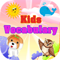 Kids Vocabulary Basic Words a to z icon