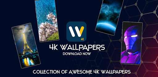 4K Wallpapers - HD & QHD Backgrounds .APK Preview 0