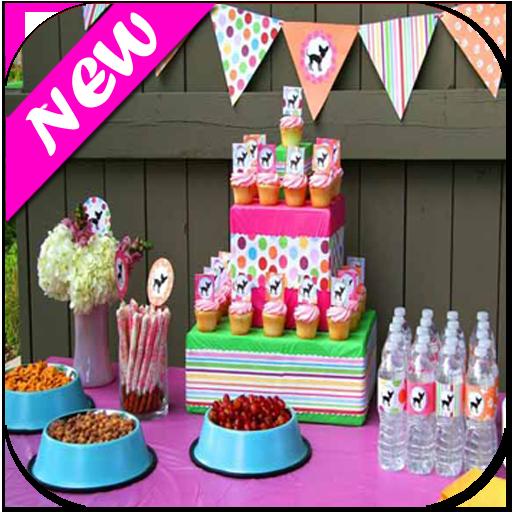 Baixar Decoração de festa de aniversário DIY para Android