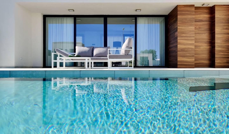 Villa avec piscine et terrasse Polop