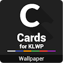 Cards for KLWP icon