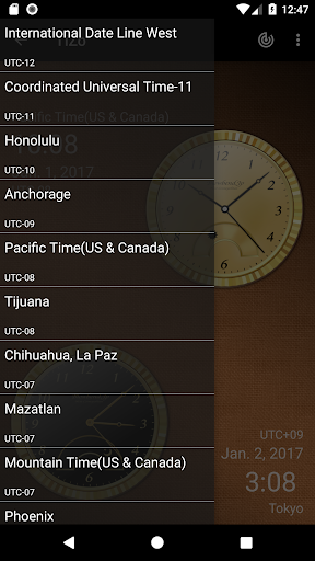 TiZo(world time clock) 1.5.3 Windows u7528 2