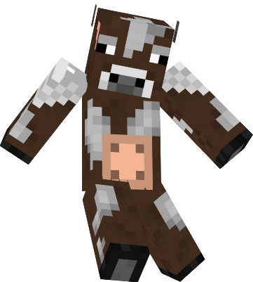 Vaca Cow Nova Skin