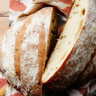 Rustic Bread.