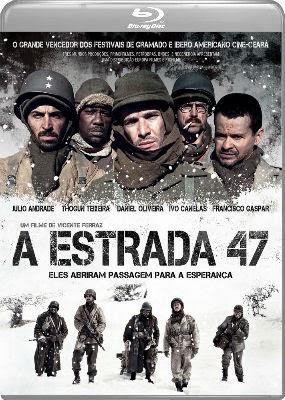 Filme Poster A Estrada 47 BDRip XviD & RMVB Nacional
