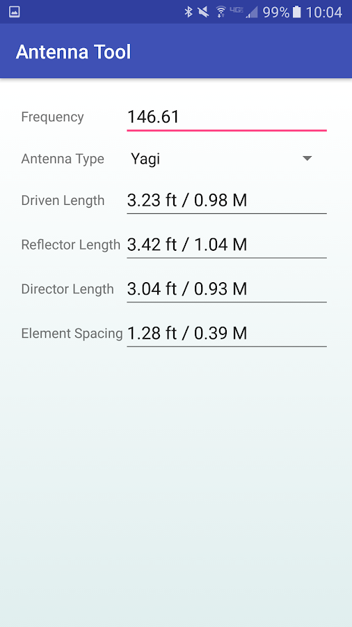 Antenna Tool- screenshot