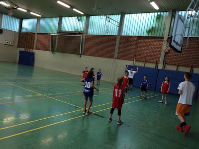 """Jugendturnier zum Jubiläum """"40 Jahre Basketball in Salzkotten"""""""