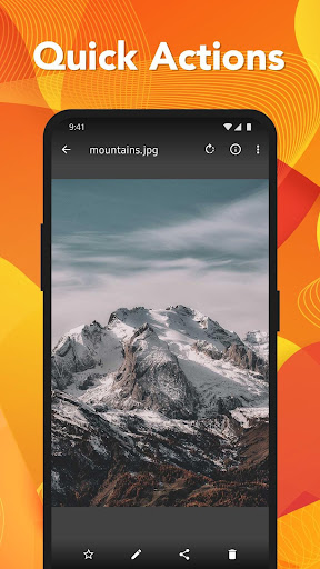 Simple Gallery - Photo and Video Manager &u00a0Editor 5.2.2 Screenshots 5