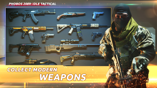 PHOBOS 2089: Idle Tactical 1.40 Screenshots 2