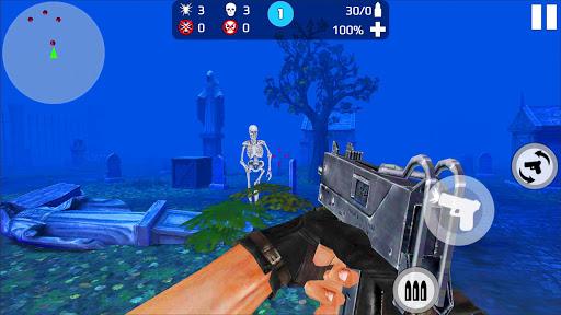 Undead War: Fight For Survival  screenshots 2