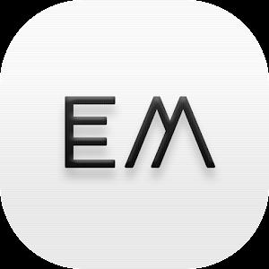 Em – Minimal White N Icon Pack v1.0.0 APK
