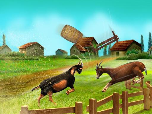 Goat Simulator Free  screenshots 4