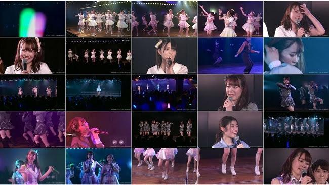 190706 (720p) AKB48 チーム8 湯浅順司「その雫は、未来へと繋がる虹になる。」公演 服部有菜 生誕祭