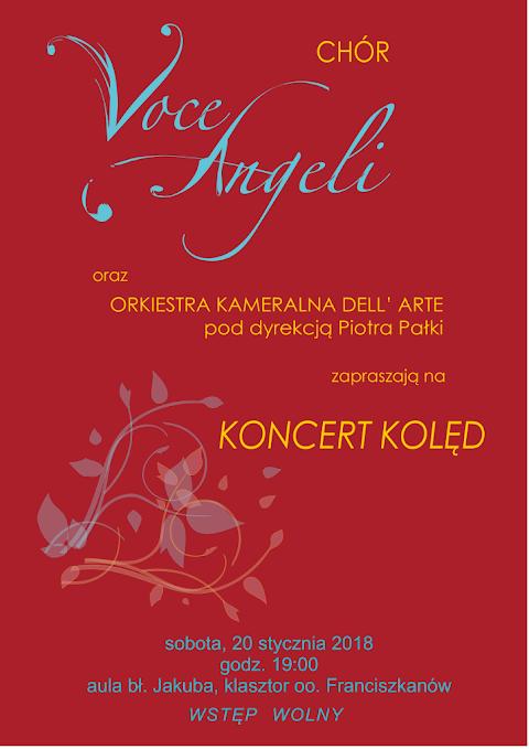 koncert kolęd 2018 - plakat