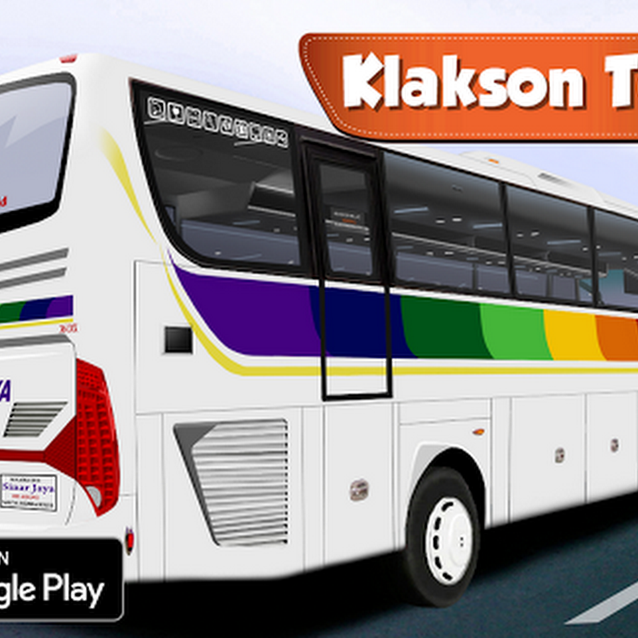 PO SINAR JAYA BUS SIMULATOR ANDROID GAME ~ Secret article.Net