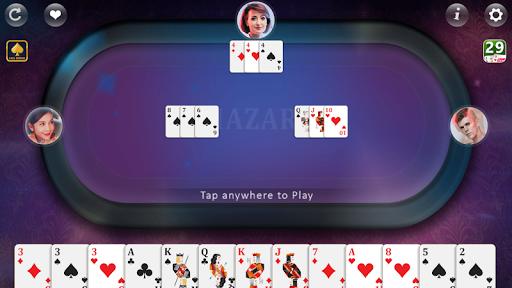 Hazari - Card Game 1.0.4 gameplay | by HackJr.Pw 12