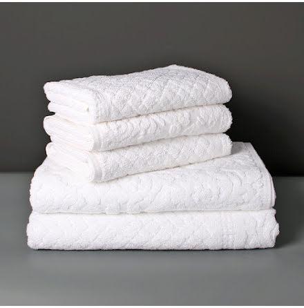 Luxury handduk - dekorativt mönster