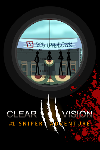 Clear Vision 3 -Sniper Shooter screenshot 1