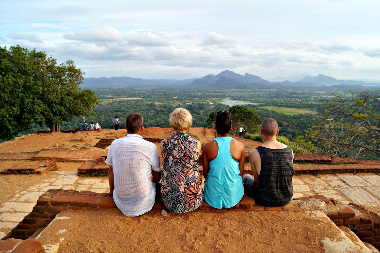 A Sri Lankan Reunion