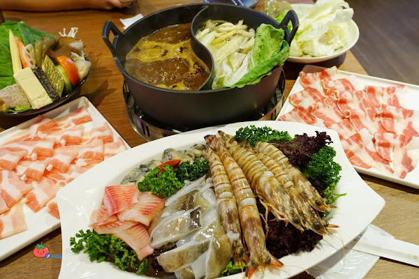 樂饕精緻鍋物 火鍋爽爽吃 肉質超厲害~中和環球旁