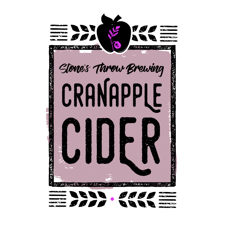 Logo of Stone's Throw Cranapple Cider