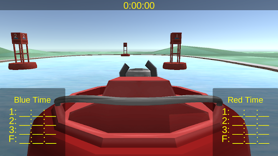Bumper Boat Battle- screenshot thumbnail