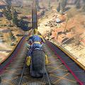 Moto Spider Motor Hero: Mega Ramp Impossible Game