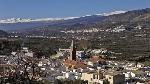 Fondón en una imagen del Ayuntamiento del municipio.