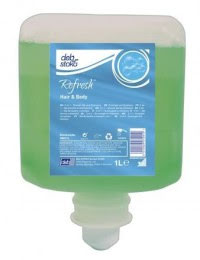 Refresh Hair & Body 1000ml