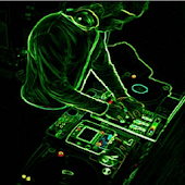 Animated DJ Wallpaper Icon