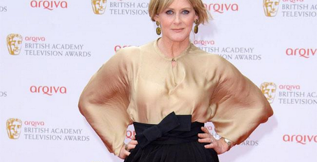 Sarah Lancashire felt 'wrong for the role' in Happy Valley