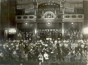 Photo: 1934 05 16 Bach h-moll mise - főpróba
