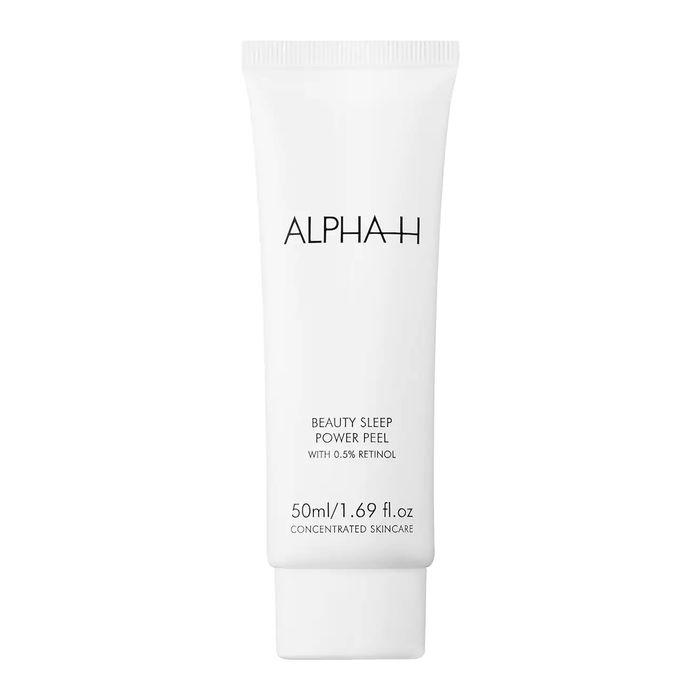 Alpha-H Beauty Sleep Power Peel With 14% Glycolic Acid and 0.5% Retinol
