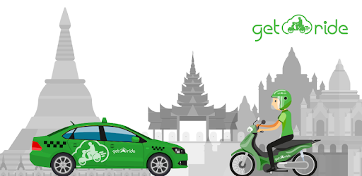 Image result for Get Ride Myanmar