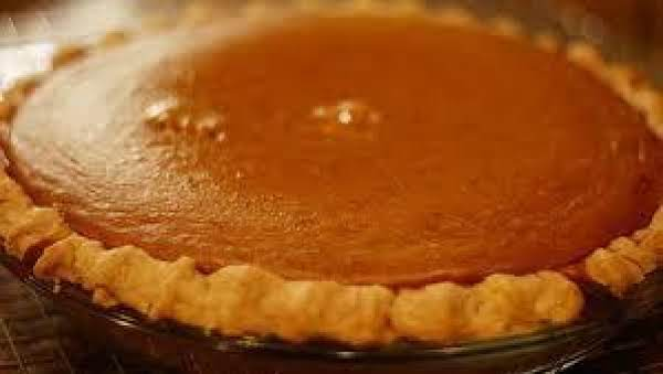 My Favorite Pumpkin Pie Recipe