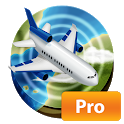 Airline Flight Status Tracker & Trip Planning icon